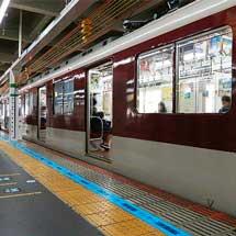 近鉄,9月1日から大阪阿部野橋駅の昇降ロープ式ホームドアの本格的な設置工事を開始