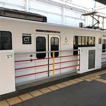 JR九州,筑肥線九大学研都市駅上りホームでも軽量形ホームドアの実証実験を開始
