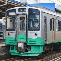 えちごトキめき鉄道ET127系に機器更新車が登場