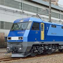 JR貨物 EH200-901号機 全般検査完了!