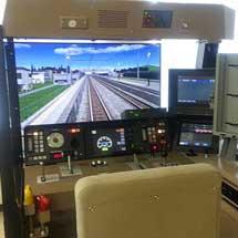 JR貨物,新幹線共用走行区間対応の「EH800形式交流電気機関車 運転士異常時対応訓練用シミュレータ」を導入