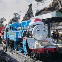 大井川鐵道「DAY OUT WITH THOMAS クリスマス特別運転2018」を実施