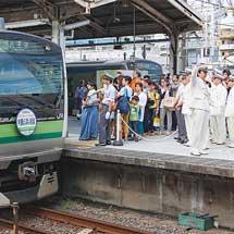 横浜線開業110周年記念イベント開催