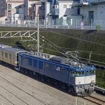 E231系余剰車4両が長野へ