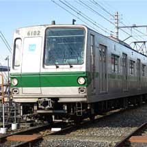 東京メトロ,千代田線6000系引退記念で特別運転を実施