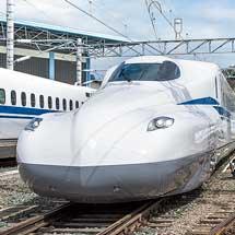 新車ガイド「N700S」確認試験車