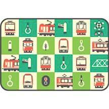 10月1日〜11月30日箱根登山鉄道創業130周年記念イベント「てぬぐいスタンプラリー」開催