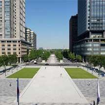 JR東日本,「丸の内駅前広場から行幸通りに繋がる景観」が「グッドデザイン・ベスト100」を受賞
