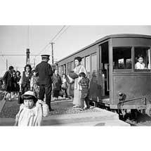 10月3日〜15日風間克美写真展「地方私鉄1960年代の回想」開催