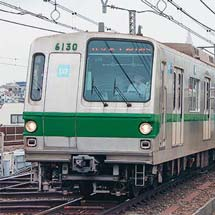 東京メトロ6000系の定期運転が終了