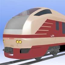 JR東日本,E653系1編成を国鉄特急色ふうに