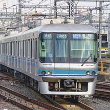 東西線07系B修繕車が運用範囲を拡大