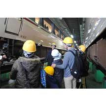 10月27日開催「福知山なるほど発見電車まつり(福知山電車区公開)JR専用列車プラン」発売