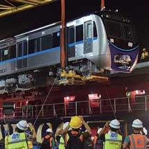ジャカルタ地下鉄とその新形車両
