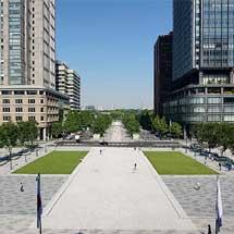 「丸の内駅前広場から行幸通りに繋がる景観」が2018年度「グッドデザイン金賞」を受賞