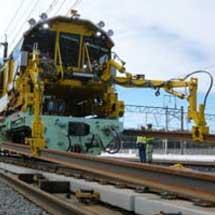 11月3日鷲宮保守基地で「新幹線工事用車両の特別公開」開催