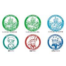 11月7日〜12月16日「JR東日本×シンカリオン スタンプラリー」開催