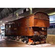 11月10日〜12月2日鉄道博物館で,「ED40」「ED16」電気機関車の収蔵資料ミニ展示を開催