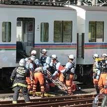11月13日西武鉄道「2018年度 総合復旧訓練」実施