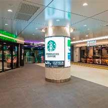 東武,北千住・新河岸の駅構内でBGM本放送を開始