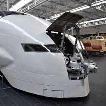 12月5日〜2月28日リニア・鉄道館で冬のイベント開催