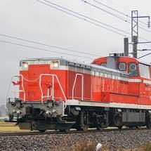 マヤ50 5001が奥羽本線を検測
