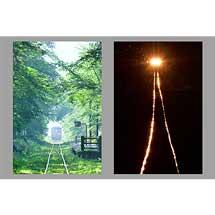 12月11日〜22日日本鉄道写真作家協会30周年記念写真展「&」アンコール展が開催