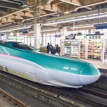 『旅を力に絶品絶景函館号』E5系で運転