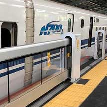 JR西日本,岡山・大阪・高槻に可動式ホーム柵を設置へ