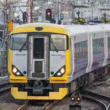 E257系500番台が団臨で高崎線へ