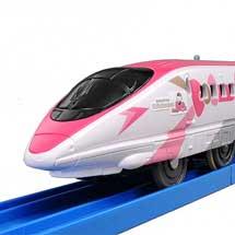 プラレール「SC-07 ハローキティ新幹線」発売