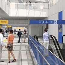 小田急,3月16日から下北沢駅小田急中央口の供用を開始