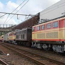 大井川鐵道大井川本線の車両動向