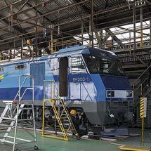 JR貨物 EH200-1号機 全般検査を終了