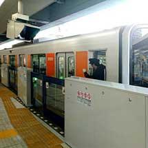 東武東上線池袋駅2番・3番ホームと朝霞駅3番・4番ホームでホームドアの使用を開始