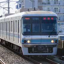 東京メトロ07系106編成が試運転を実施