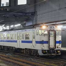 指宿枕崎線でマラソン大会にともなう増結,臨時列車が運転される