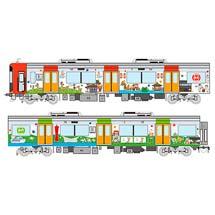 1月16日から阪神なんば線開業10周年記念ラッピング列車を運転