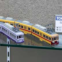トミーテック,「鉄道コレクション」筑豊電気鉄道2000形(開業当時塗装&初代2000形塗装)などを製品化