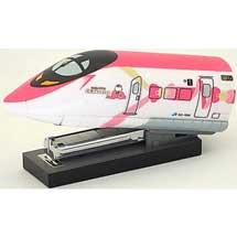 トレインボックス,「ハローキティ新幹線 ホッチキス」など新商品3アイテムを発売