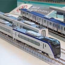 カトー,NゲージE353系などの試作品を「ヨコハマ鉄道模型フェスタ2019」で展示
