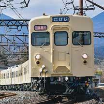 東武8000系8111編成による団臨運転