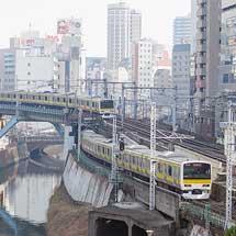 E231系が中央本線・青梅線で試運転