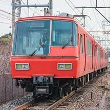 名鉄5300系5306編成が廃車回送される