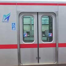 名鉄3150系3157編成に小変化