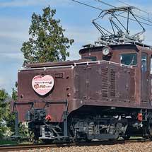 『いずっぱこバレンタイン企画』でED32とED33が運転される