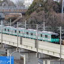 神戸市営地下鉄6000形が営業運転を開始