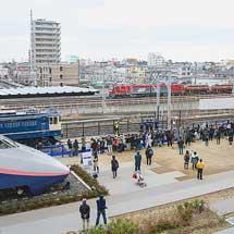 鉄道博物館で「高崎線を走る貨物列車に手を振ろう」開催