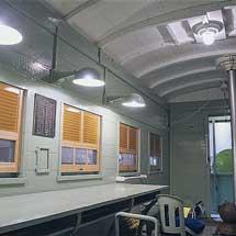 京都鉄道博物館でヨ5008の車内を初公開
