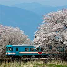 樽見鉄道,4月16日にダイヤ改正を実施